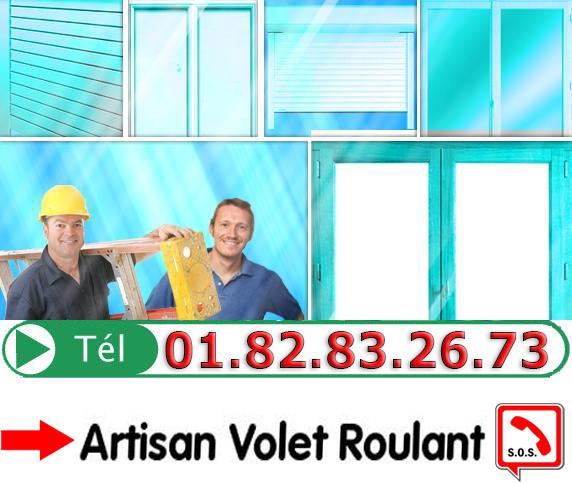Deblocage Volet Roulant Asnieres sur Oise 95270
