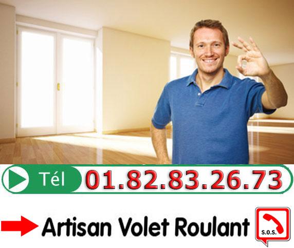 Deblocage Volet Roulant Bruyeres sur Oise 95820